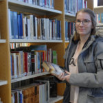 Miisa Korvenaholle kirjojen lukeminen on elämäntapa