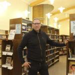 Jukka Saarelle Viialan kirjasto on osoitus aikaansaavasta kunnasta