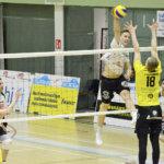 Leka Volley haki latauksen Sampo-tappiosta ja vei täydet pisteet Akaasta