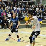 Akaa-Volley kaatoi sarjanelosen selkeästi 3–0