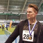 Amanda Lapinleimu ja Lauri Laasala ylsivät pronsseille heinäkuun lopussa Nokialla pidetyissä yleisen sarjan piirinmestaruuskilpailuissa – Laasala työnsi seuran ennätyksen