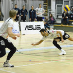 Antti Poikelan lähtö toi ailahtelevuutta Akaa-Volleyn runkosarjaan