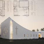 Sadan hengen seurakunta rakentaa kirkkoa Tallinnan Mustamäkeen