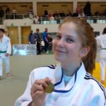 Hulda Kulhia voitti judokultaa Hämeenlinnassa