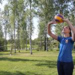 15-vuotias Laura Laukkanen teki liigasopimuksen HPK:n kanssa