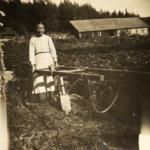 Peruna piti nälän loitolla 1918