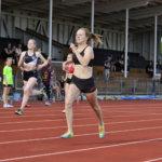Viialan Valtin urheilijat paransivat ennätyksiään Valkeakoskella