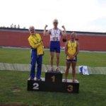 Akaan keihäsmies Saunamäki on heittänyt alkukesän aikana liki 40-metrisiä voittoheittoja – Paras kunto on kuitenkin selkävaivojen vuoksi vielä saavuttamatta