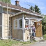 Yli satavuotias talovanhus hurmasi Sinikka Soljamon