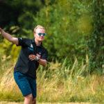 Luukas Rokkanen nappasi hopeaa Turun Prodigy Disc Pro Tourin osakilpailussa