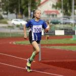 Nuorille akaalaisurheilijoille huima mitalisaalis Toijala Junior Gameseista