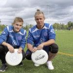 Jesse Ojala ja Henri Rekula lähtevät alle 20-vuotiaiden ultimaten MM-kisoihin Kanadaan