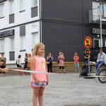 Viialassa nostettiin pillimehut uuden koulukampuksen kunniaksi
