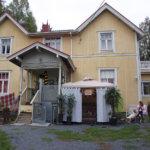 Susanna Saxbergin talo kuvastaa hänen sielunmaisemaansa