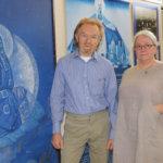 Liimatan pariskunta suree Venäjän valtion museokaappausta