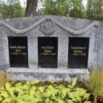 Ainoastaan isäntä Edvard Kärävä surmattiin Oriniemen sillalla