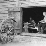 Torpastaan 1919 häädetty leskinainen joutui muuttamaan riiheen