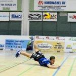 Akaa-Volley murskasi Vantaa Ducksin neljännessä erässä