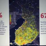 Suomi kasvaa, mutta ei täällä
