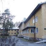 Vanhainkoti Mäntymäestä kaupungintalo