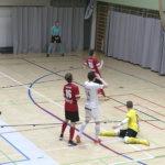 Leijona Futsalin voittoputki katkesi kotihallissa