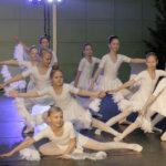 Petite Ballerinan tanssijoiden syksy huipentui Lumikuningatar-esitykseen