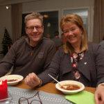Kylmäkoskelle palannut Minna Malmi on jouluaattona töissä Viialan kirkossa