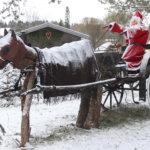 Vastaa Akaan Seudun joulukyselyyn: Missä vietät joulusi?