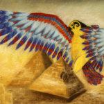 Muinainen Egypti esittäytyy Vilkun näyttelyssä