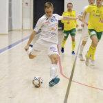 Leijona Futsalilla kahden voiton viikonloppu