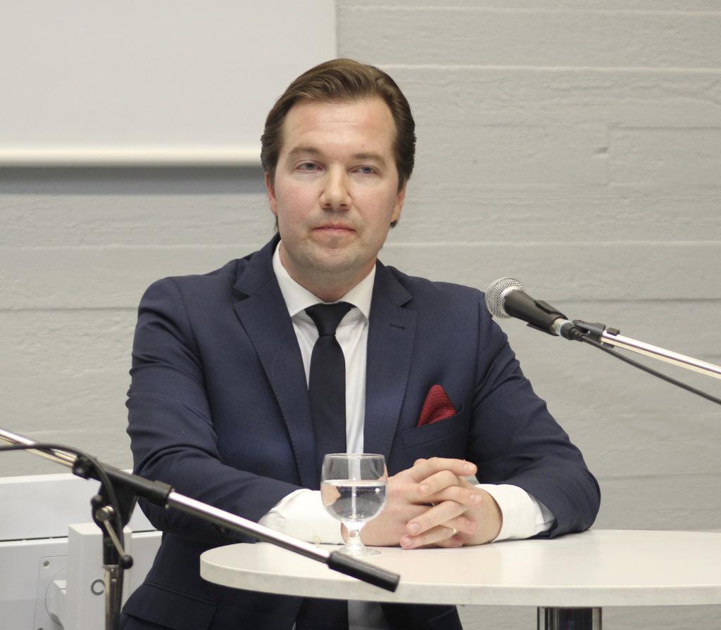 Järvenpään Kaupunginjohtaja