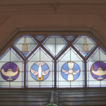 Sauli Turja esittelee Akaan kirkon apostoleita ja muuta symboliikkaa