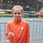 Vauhdin Julia Suolaniemi voitti piirinmestaruuden pituushypyssä – Valtille kaksi mitalia
