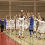 Leijona Futsalille historiallinen Cup-mestaruus