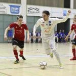 Leijona Futsalin hurjalle voittoputkelle jatkoa – lauantaina kaatui PP-70 ja sunnuntaina JoSePa