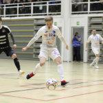 Leijona Futsal jatkaa voittojen tiellä