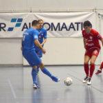 Leijona Futsal aloittaa pudotuspelit kotihallissa – JoSePa vastassa lauantaina ja sunnuntaina
