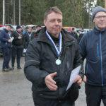 Viialan VPK:n Pasi Ahonen voitti Suomen mestaruuden palokuntien pilkkikisoissa