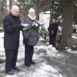 Akaan Viro-seura juhlisti naapurimaan itsenäisyyttä