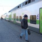 Lisää junavuoroja Viialaan