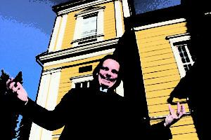 Ylöjärven seurakuntaa seitsemän vuotta johtanut kirkkoherra Kimmo Reinikainen tavoittelee nyt Hämeenlinna-Vanajan kirkkoherran virkaa. (Kuva: Ville Mäkinen)