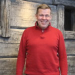 Jussi Haavisto nostaa työn tekemisen hyvinvoinnin kulmakiveksi