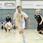 Leijona Futsal on voiton päässä finaalipaikasta