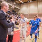 Leijona Futsal taipui hopealle – SM-mitali oli kolmas peräkkäinen