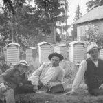 Mehiläistarhaus alkoi Suomen hunajapääkaupunki Akaassa jo yli 100 vuotta sitten – Oskari Viitanen oli alan uranuurtaja