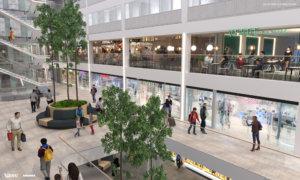Tullintori karistaa kintereiltään perinteisen kauppakeskuskonseptin. Tullintori hakee uutta profiilia ja toimintakulttuuria osana sijaintikaupunginosaansa, jossa kulttuuri kukoistaa ja majoituspalvelut kehittyvät. Uudenlainen plaza on tarkoitus avata vuoden 2021 aikana.