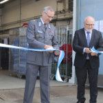 Puolustusvoimat pyykkää, Kylmäkosken vankila jakelee − Akaassa juhlittiin kahden turvallisuusalaan keskittyvän ministeriön poikkeuksellista yhteistyötä