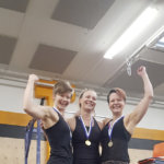 Laasalat voittivat lisäpainoleuanvedon SM-pronssia