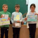 Myrsky korvissa -projekti poiki hienoja piirustuksia Arvo Ylpön koululla
