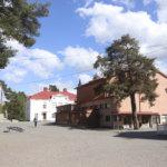 Arvo Ylpön kouluun kuuluu neljä rakennusta.